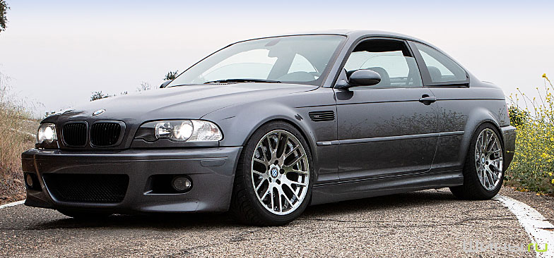 Колесные диски Beyern на BMW M3