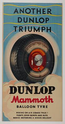 dunlop history