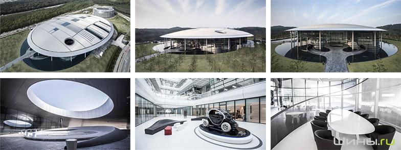 Глобальный центр исследований и разработок Hankook Technodome