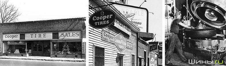 История компании Cooper Tire