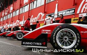 Спортивные шины KUMHO