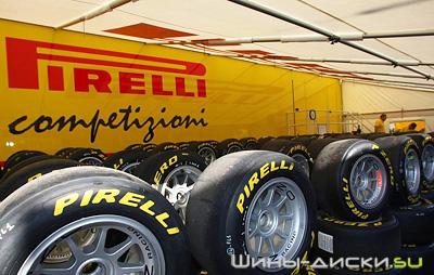 История компании Pirelli