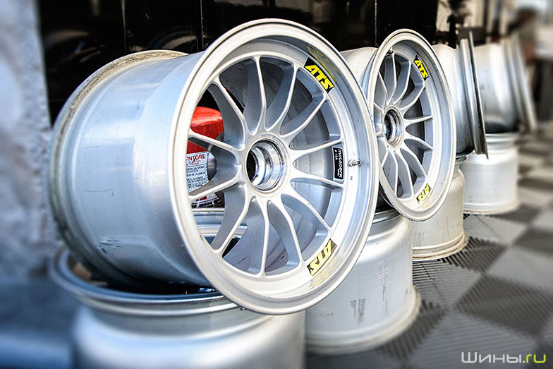 Производство дисков ATS