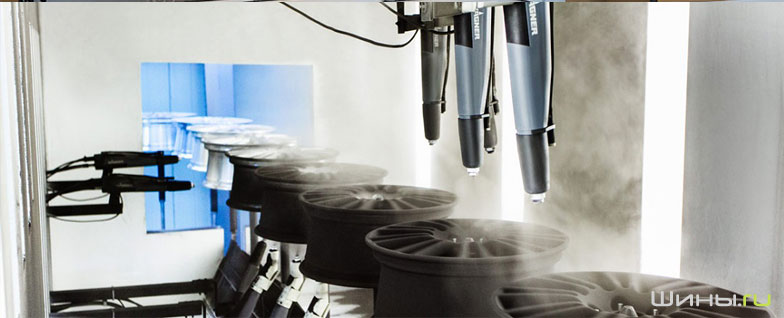 Производство дисков СКАД