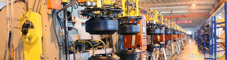 Шины Sunny производятся на заводах компании South China Tire & Rubber Co., Ltd