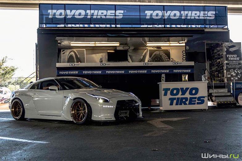 Toyo Tire — спонсор VIP-мероприятия Stancewars в Хьюстоне