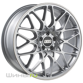 BBS RX (Brilliant Silver)