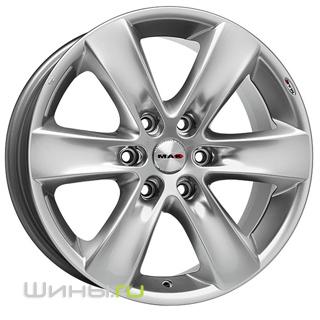 MAK Sierra (Hyper Silver)