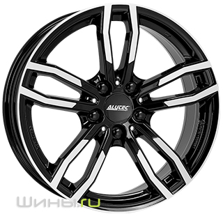 ALUTEC Drive Diamond Black Front Polished