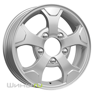 K&K КС657 (серебро)