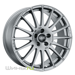 OZ Superturismo GT (Grigio Corsa)