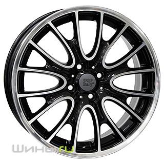 REPLICA WSP Italy W1653 (Glossy Black Polished)