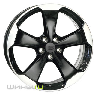 REPLICA WSP Italy W465 (Glossy Black Polished)