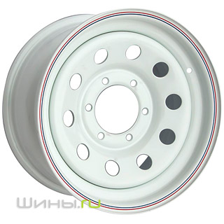 Off-Road-Wheels Toyota/Nissan/Mitsubishi L200 (Белый)