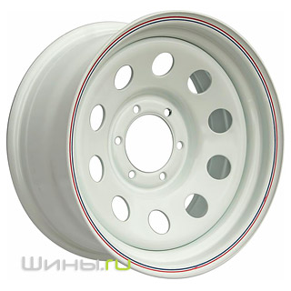 Off-Road-Wheels Toyota/Nissan (Белый)