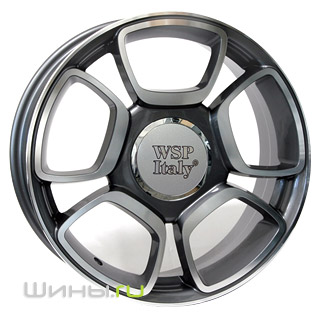 REPLICA WSP Italy Forio W157 (Anthracite Polished)