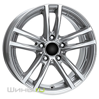 ALUTEC X10 Polar Silver