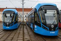 В Москве появится беспилотный транспорт