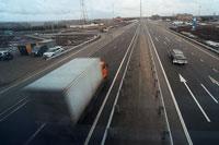 На федеральных трассах хотят запустить выделенные полосы