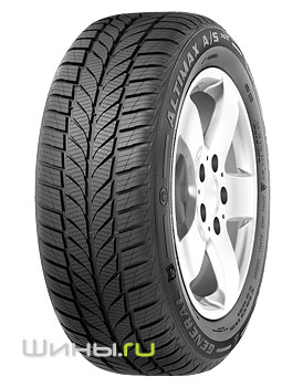 205/60 R15 General Tire Altimax A/S 365