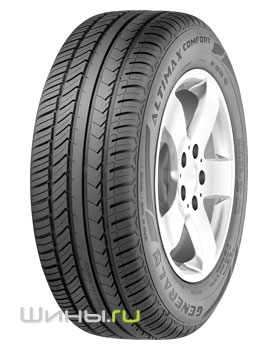 205/60 R16 General Tire Altimax Comfort