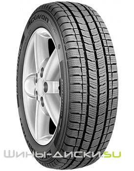 Зимние шины BFGoodrich Activan Winter