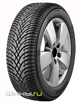 215/55 R17 BFGoodrich G-Force Winter 2