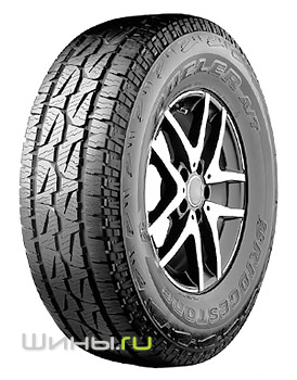 265/70 R16 Bridgestone Dueler A/T 001
