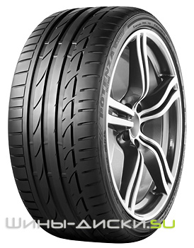255/35 R19 Bridgestone S001