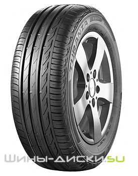 Спортивные шины Bridgestone Turanza T001