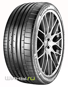 225/35 R20 Continental ContiSportContact 6