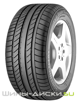 275/40 R20 Continental 4x4 SportContact