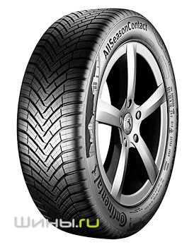235/55 R17 Continental AllSeasonContact
