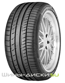 245/45 R19 Continental ContiSportContact 5