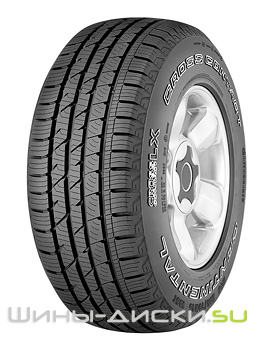 265/60 R18 Continental CrossContact LX