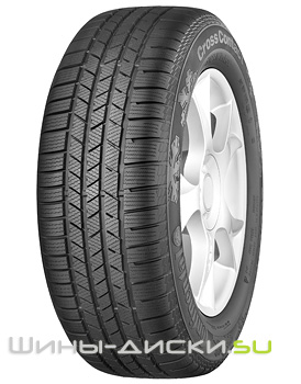 275/40 R22 Continental CrossContact Winter