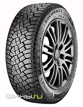 285/60 R18 Continental IceContact 2 SUV KD