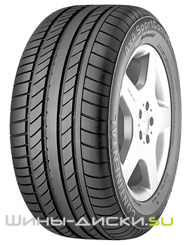 245/45 R18 Continental SportContact