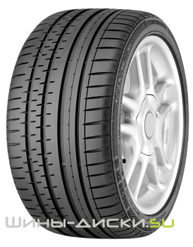 225/50 R17 Continental SportContact 2