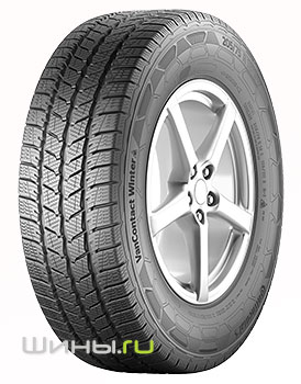 205/70 R15C Continental VanContact Winter