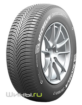 225/55 R18 Michelin CrossClimate SUV