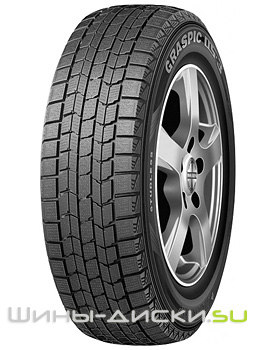 225/55 R18 Dunlop Graspic DS3