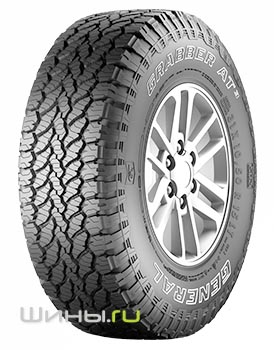 215/60 R17 General Tire Grabber AT3