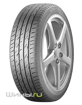225/55 R17 Gislaved UltraSpeed 2