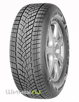 255/55 R19 Goodyear UltraGrip Ice SUV Gen-1