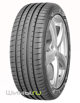 255/60 R18 Goodyear Eagle F1 Asymmetric 3