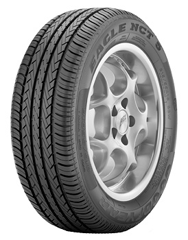 225/50 R17 Goodyear Eagle NCT 5