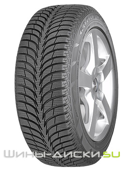225/55 R17 Goodyear Ultra Grip Ice+