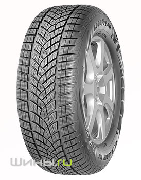 255/55 R19 Goodyear UltraGrip Ice SUV