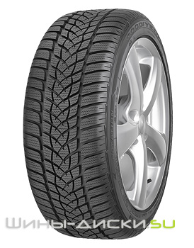 205/50 R17 Goodyear UltraGrip Performance 2